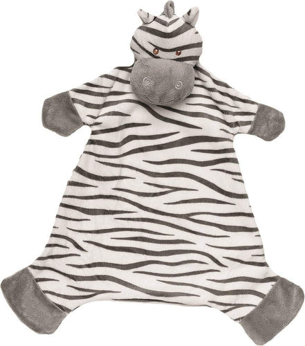Suki Baby Zooma Soft Boa Plush Baby's Blankie with Embroidered Accents (Zebra) - iBuy Africa