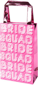 Neviti Bride Squad Decorations Hen Party Night Supplies Pink Bridesmaid Bride to Be … (Tableware Set) - iBuy Africa