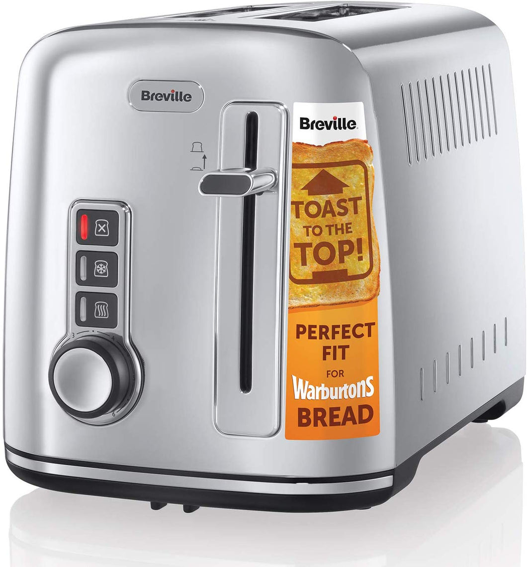 Breville Toaster Set with 2 Slice Stainless Steel 2-Slice Toaster - iBuy Africa