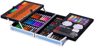 145 Pcs Deluxe Art Set,Artist Drawing&Painting Set,Art Supplies with Case,Professional Art Kit for Kids,Teens and Adults - iBuy Africa