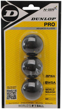Load image into Gallery viewer, Dunlop 3 Pack Squash Balls - iBuy Africa