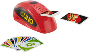 Mattel Games Uno Extreme Card Game with Electronic Launcher - iBuy Africa