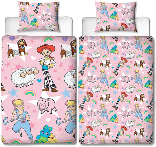 Official Toy Story 4 Single Duvet  Rainbow Single Duvet - iBuy Africa