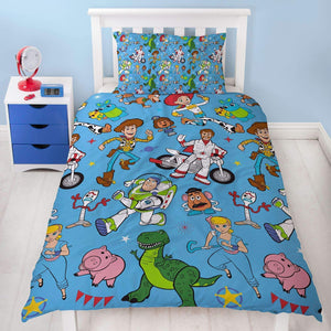 Official Toy Story 4 Single Duvet  Single - iBuy Africa