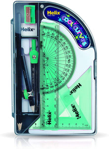 Helix Compact Maths Set Cool Curves Maths Set - iBuy Africa