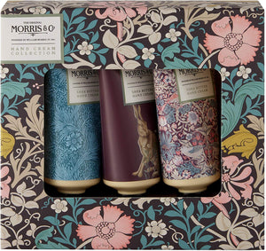Morris & Co. Beauty Jasmine & Green Tea Hand Cream Collection Gift Box Travel Size (3 x 30ml) Honeysuckle and Pink Clay - iBuy Africa