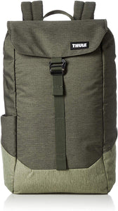 THULE Lithos 2019 Casual Daypack 50 Centimeters Green (Forest Night/Lichen) - iBuy Africa