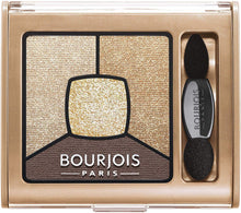 Load image into Gallery viewer, Bourjois Smoky Stories Eyeshadow 1 Grey and Night, 3.2g - iBuy Africa