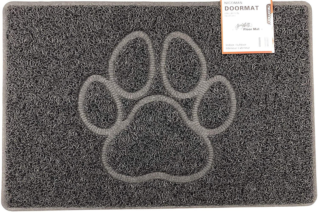 PAW Embossed Shape Door Mat Dirt-Trapper - iBuy Africa