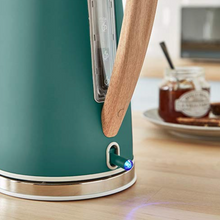 Load image into Gallery viewer, Swan Nordic Jug Kettle, 1.7 Litre, Rapid Boil Green - iBuy Africa