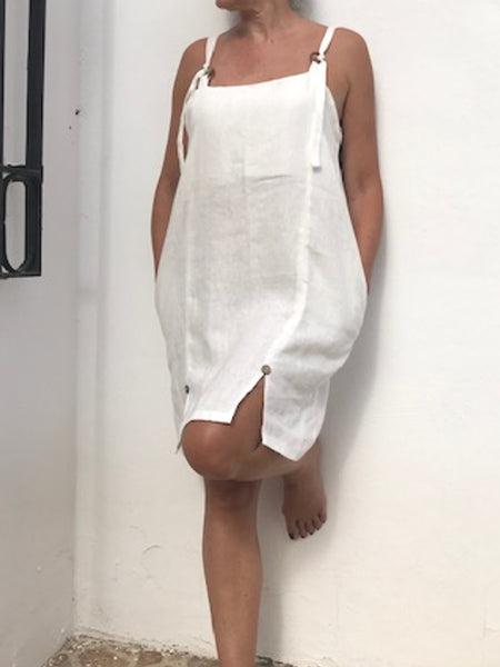Hemp Linen dress - Hemp Horizon
