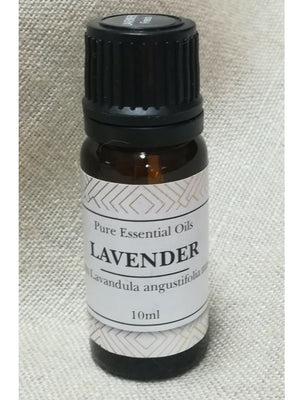Lavender essential oil, pure, organic and cold pressed from Hemp Horizon