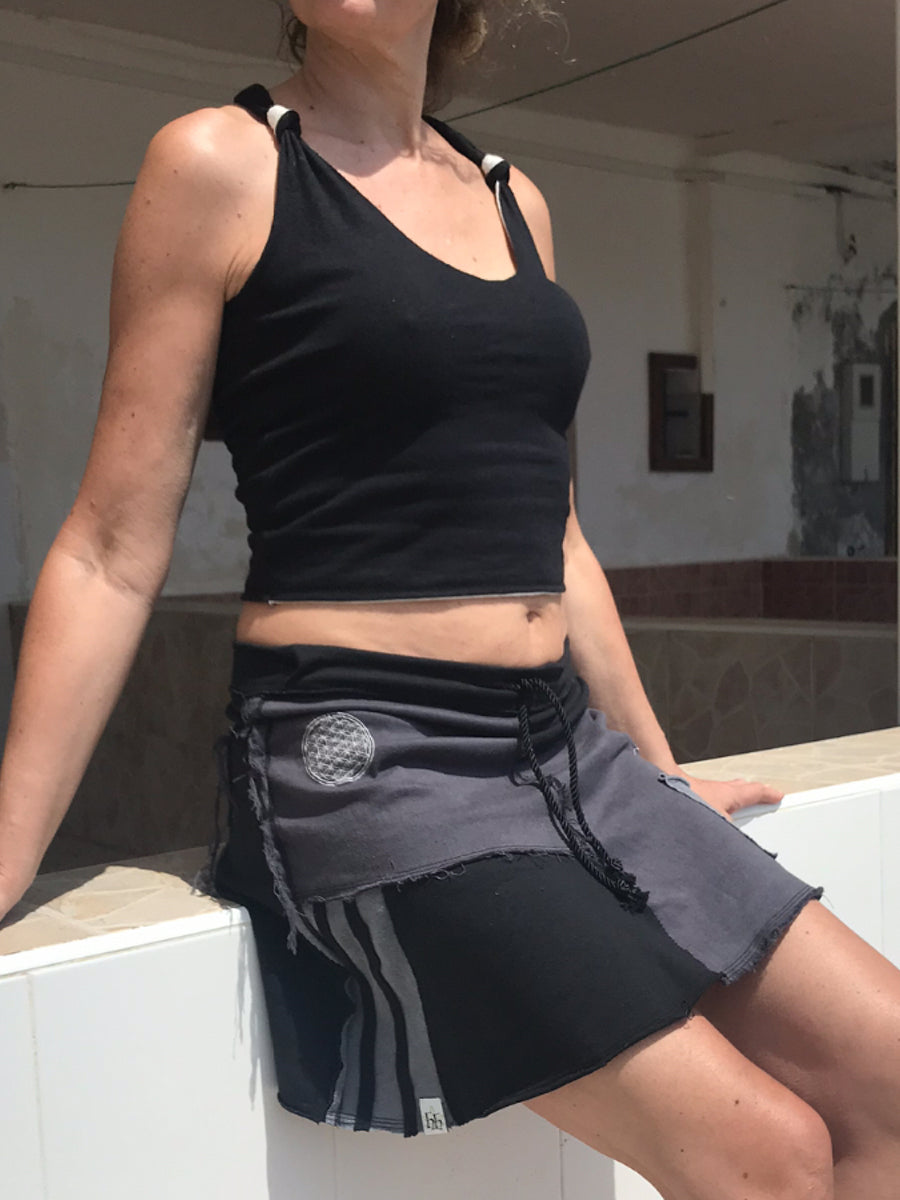Hemp surf skirt - Hemp Horizon