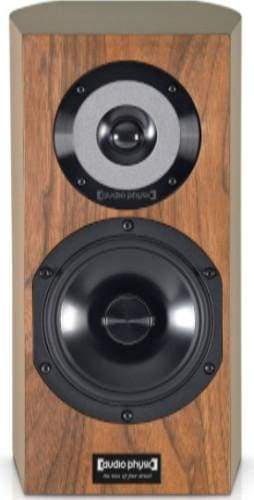 Audio Physic Step Plus - Walnut Wood Veneer - Loudspeaker