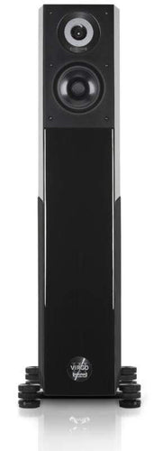 Audio Physic Virgo Iii - Gloss Black - Loudspeaker