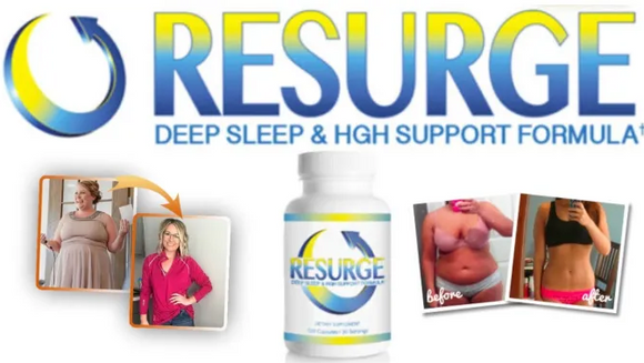 does resurge supplement work