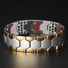 Load image into Gallery viewer, Health Energy Pure Titanium Therapy Bracelet Bangle for Arthritis