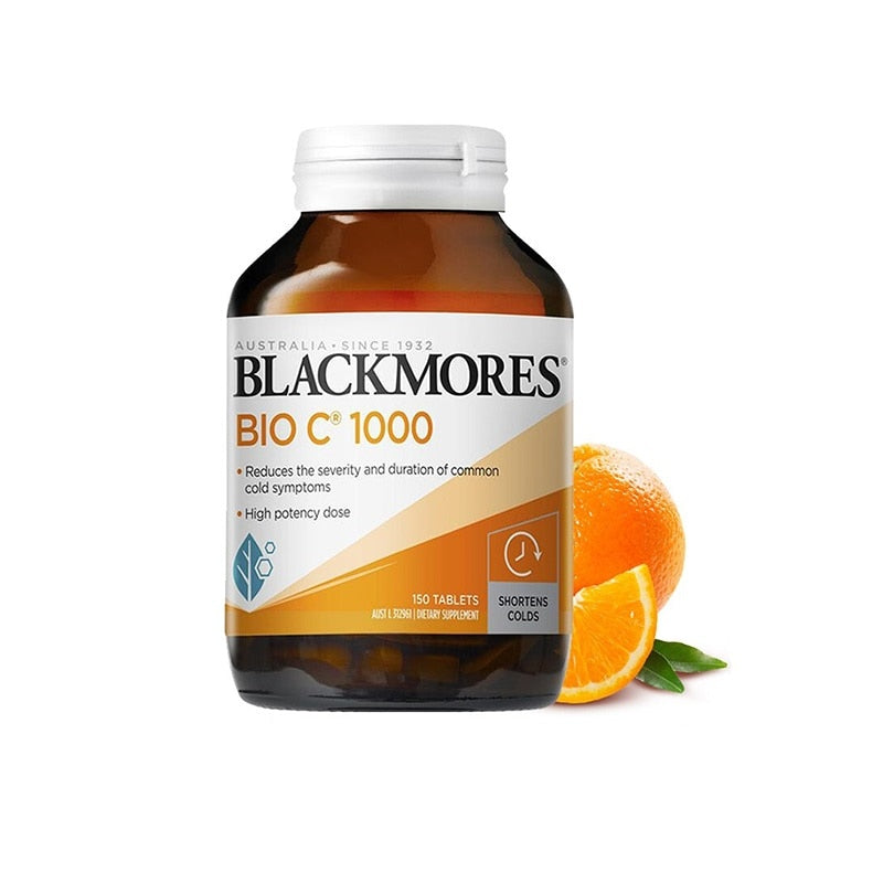 Blackmores Vitamin C 1000mg Tablets Vitamins for Men Women