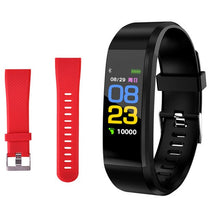 Load image into Gallery viewer, Health Bracelet Heart Rate Blood Pressure Smart Band Fitness Tracker