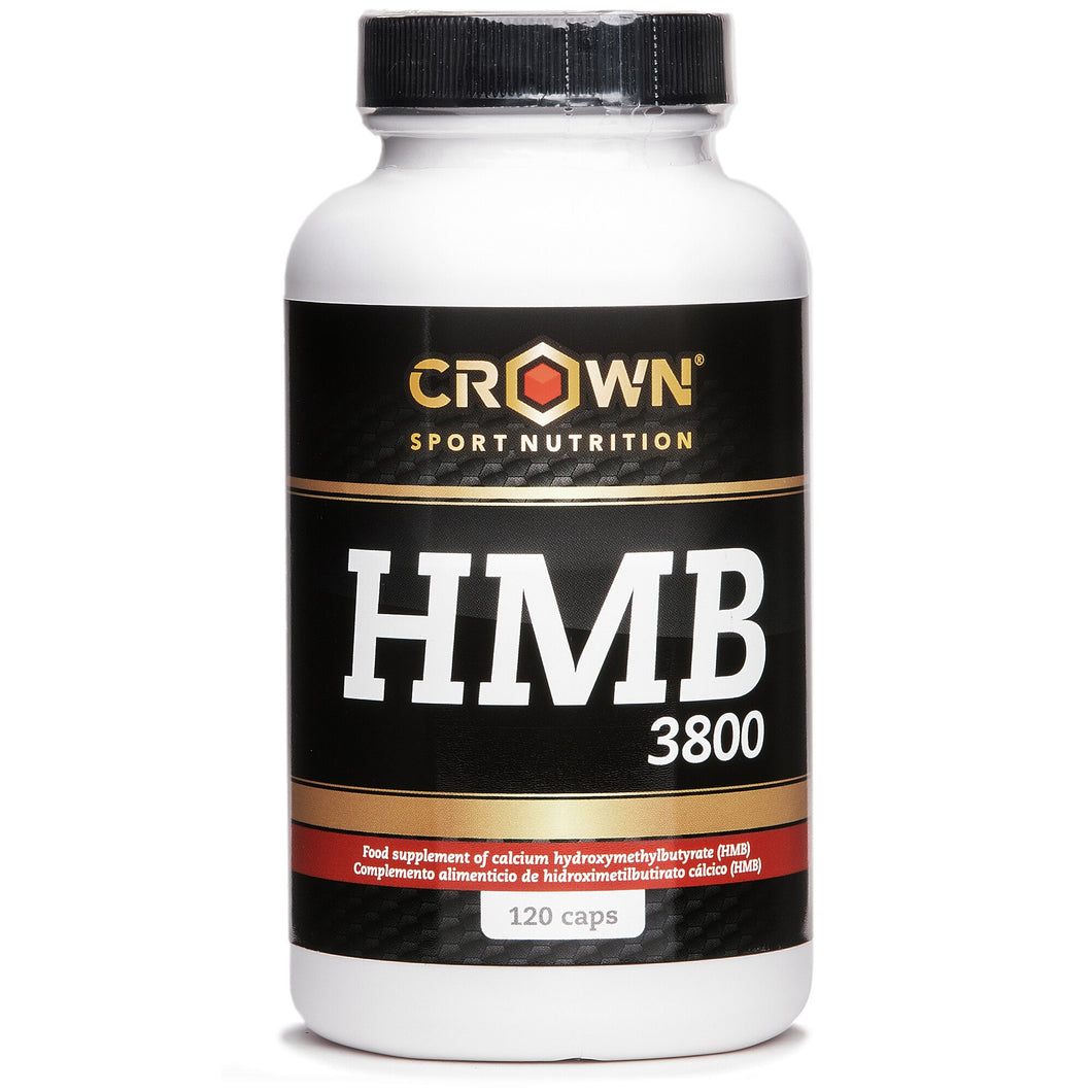 Crown Sport Nutrition, HMB 3800/950 mg per capsule