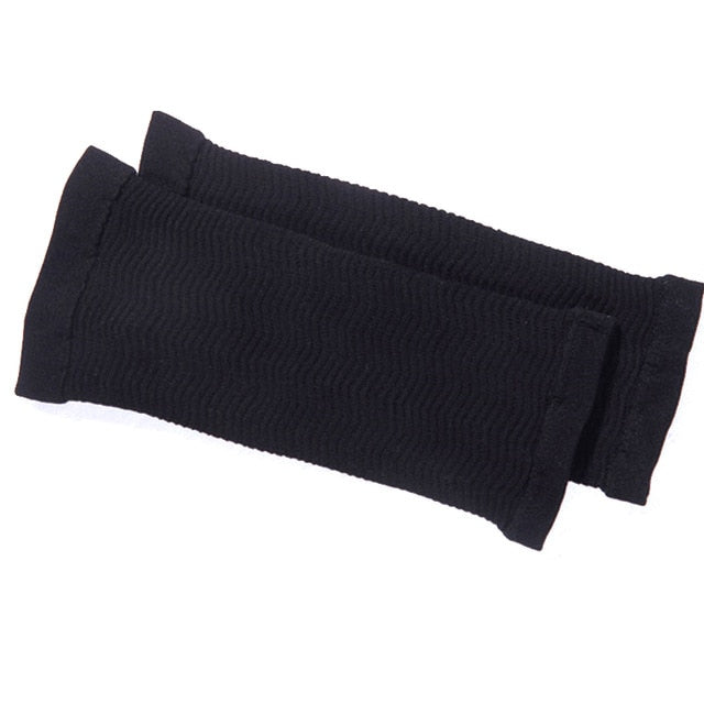 Arm Sleeve Weight Loss Calories off Slim Slimming Arm Shaper Massager Sleeve Wrap Weight Loss Fat Burning Running Arm Warmers
