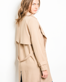 Fair Play Khaki Jacket