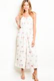 1 SMALL LEFT! Brooks Floral Jumpsuit