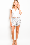 1 LEFT! Ain't That Cute Ruffle Shorts