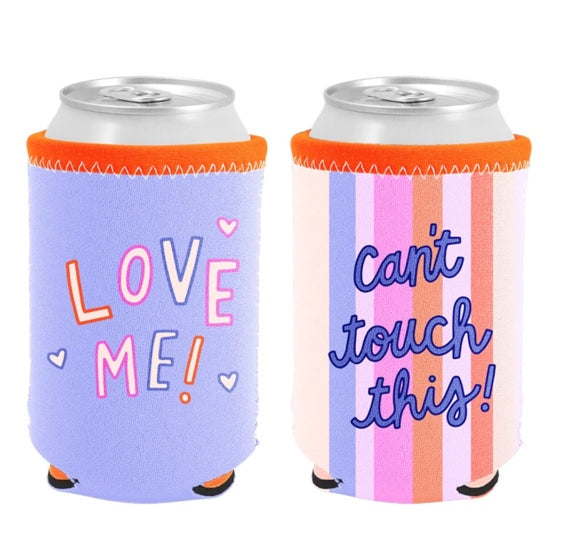Can't Touch This Can Koozie | Reversible