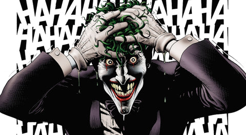 Batman vs Joker : The Killing Joke