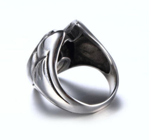 Bague Batman<br>Démoniaque - Batman-Shop
