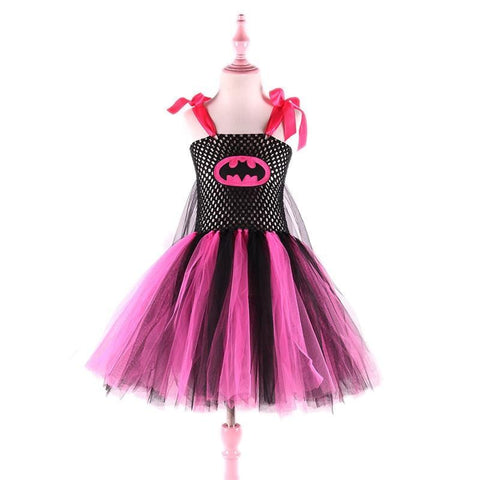 Déguisement Batman<br>(Rose) - Batman-Shop