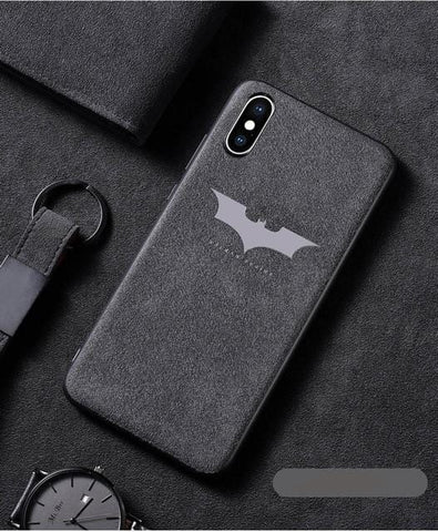 Coque Batman<br>Fourrure - Batman-Shop