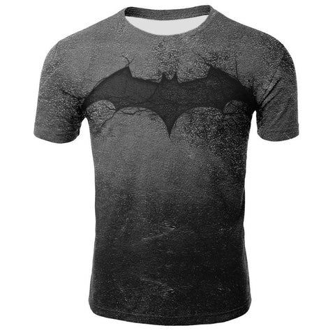 T-Shirt Batman<br>Chauve Souris - Batman-Shop