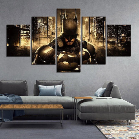 Tableau Batman<br>3D - Batman-Shop