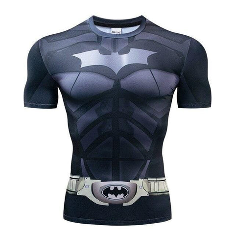 T-Shirt Batman<br>Musculation - Batman-Shop