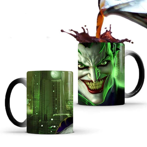 Mug Batman<br>Dc Joker - Batman-Shop
