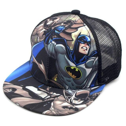 Casquette Batman<br>New Era - Batman-Shop
