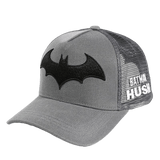 Casquette Batman<br>Gris - Batman-Shop