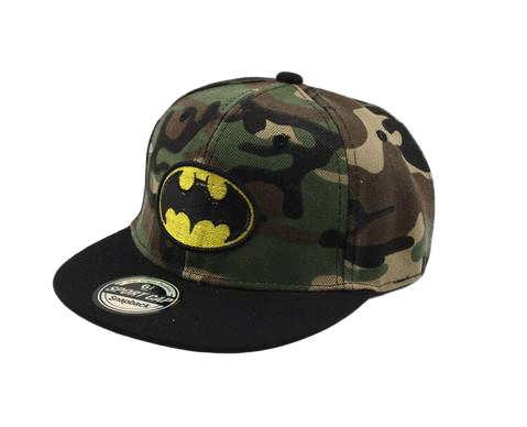 Casquette Batman<br>Militaire - Batman-Shop