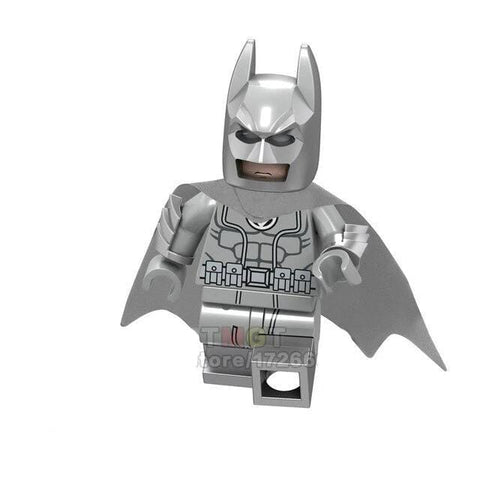 Lego Batman<br>Argenté - Batman-Shop