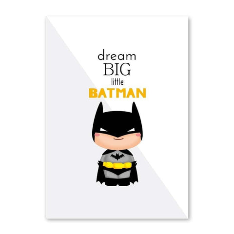 Poster Batman<br>Enfant - Batman-Shop