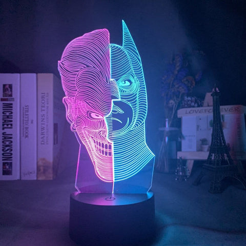 Lampe Batman<br>Joker - Batman-Shop
