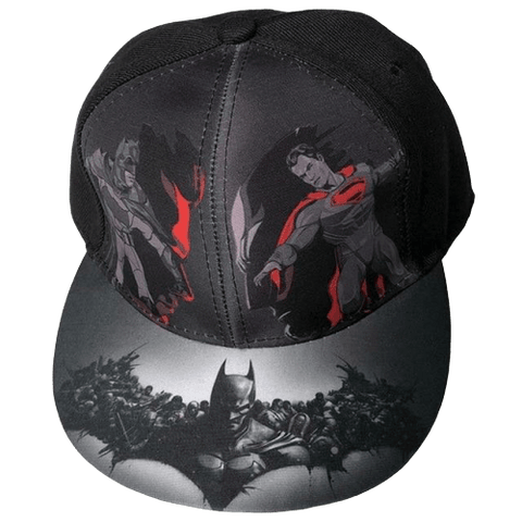 Casquette Batman<br>Superman - Batman-Shop