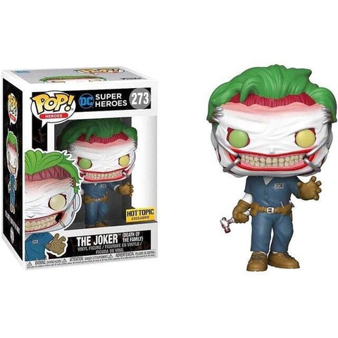 Figurine Batman<br>Pop Joker - Batman-Shop