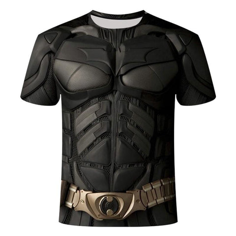 T-Shirt Batman<br>Armure - Batman-Shop