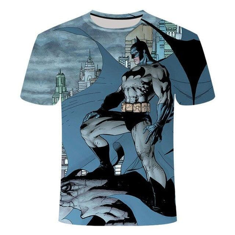 T-Shirt Batman<br>Gotham - Batman-Shop