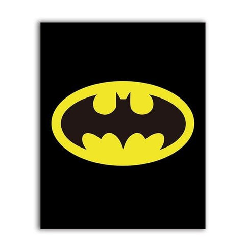 Tableau Batman<br>Original - Batman-Shop