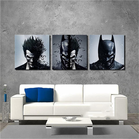 Tableau Batman<br>Fusion - Batman-Shop