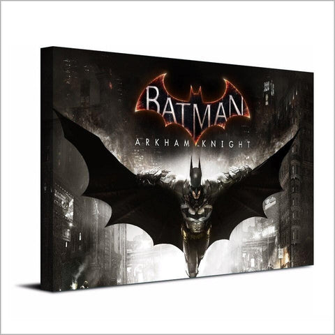 Tableau Batman<br>Arkham Knight - Batman-Shop